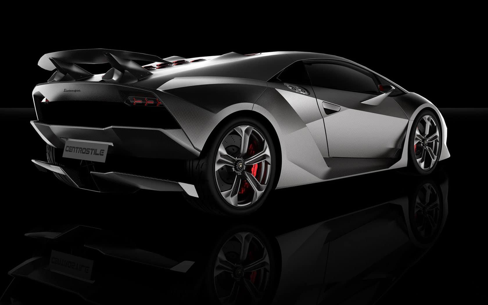 Lamborghini Sesto Elemento - elabia.de