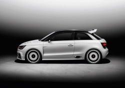 Audi A1 Clubsport Quattro vom Wörthersee