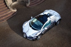 Bugatti Veyron Grand Sport L'Or Blanc