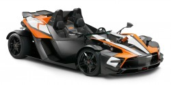 KTM X-Bow R - flach wie eine Flunder