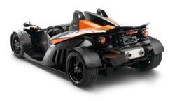 Der KTM X-Bow R feiert sein Debüt
