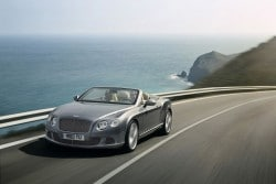 Bentley Continental GTC Cabriolet