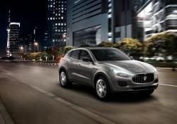 Maserati Kubang - ein neuer Performance-SUV