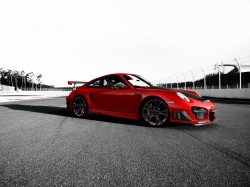 Techart GTStreet RS auf Basis des 911 GT2 RS