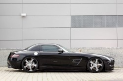 MEC Design Mercedes Benz SLS 63 AMG