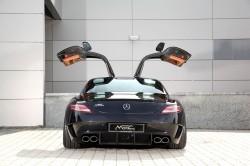 MEC Design Mercedes Benz SLS 63 AMG