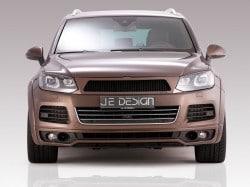 JE Design VW Touareg R-Line Widebody