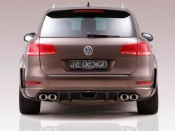 JE Design VW Touareg R-Line Widebody