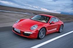 Der neue Porsche 911 - sportlich und effizient