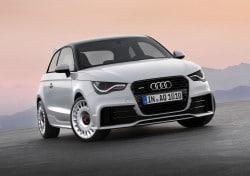 Audi A1 Quattro - klein aber oho