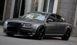 Audi S8 Anderson Germany Superior Grey Edition