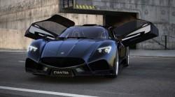 Faralli & Mazzanti Evantra Supersportwagen
