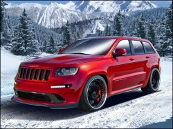 HPE800 Hennessey Jeep Cherokee Twin Turbo