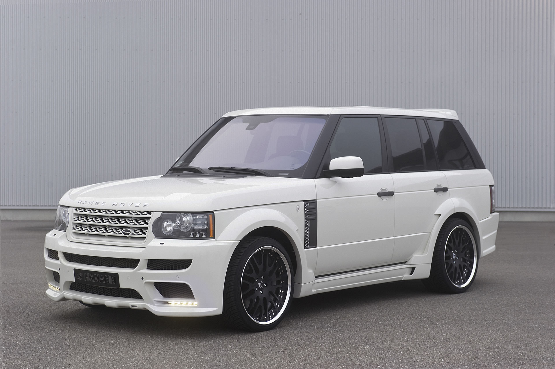 hamann range rover v8 supercharged. Black Bedroom Furniture Sets. Home Design Ideas
