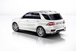 Der neue Mercedes-Benz ML 63 AMG