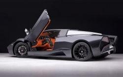Arrinera - Lamborghini-Killer aus Polen