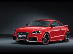 Audi TT RS plus Coupé und Roadster