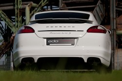 Porsche Panamera Turbo S von edo competition