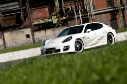 Porsche Panamera Turbo S von edo competition