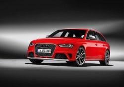 Audi RS4 Avant - Sportwagen für die ganze Familie