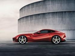 F12berlinetta - schnellster Ferrari aller Zeiten