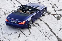 der neue Mercedes-Benz SL 65 AMG