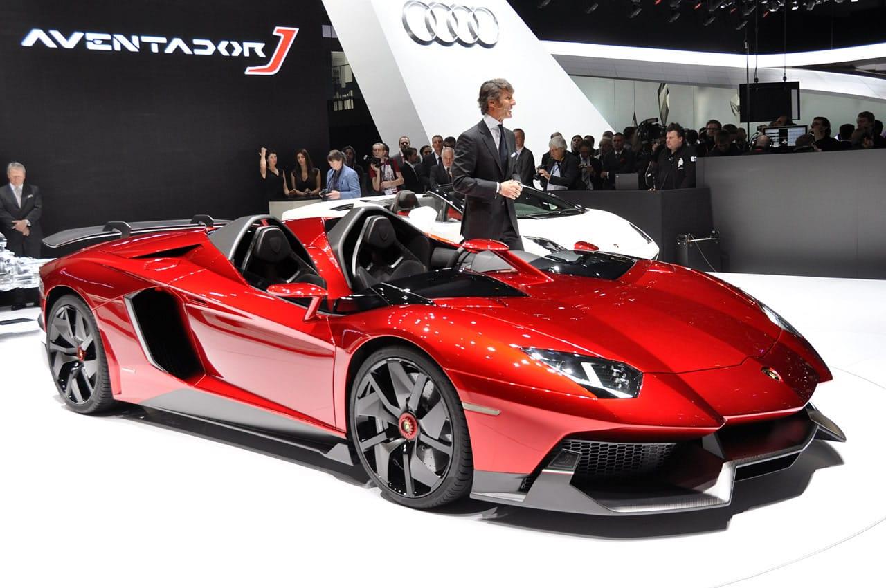 Lamborghini Aventador J Elabia De