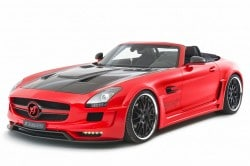 Hamann Hawk Roadster mit 636 PS