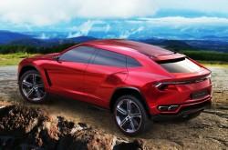 SUV Concept von Lamborghini - der Urus