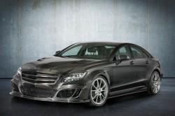 Mansory veredelt den Mercedes-Benz CLS 63 AMG