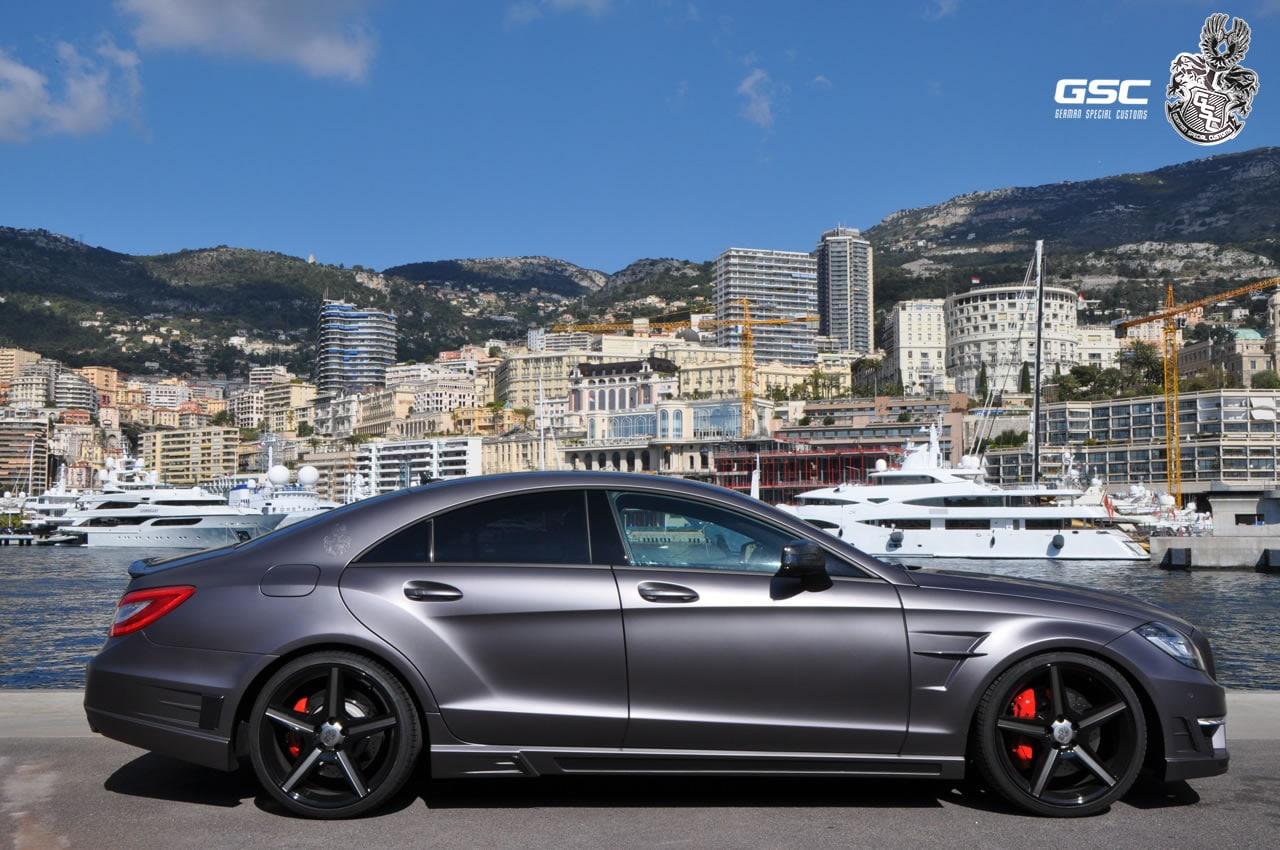 German special customs mercedes benz cls63 amg for Mercedes benz cls series