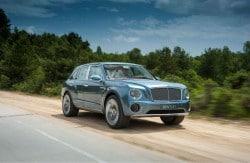 Bentley zeigt neue Bilder vom EXP 9 F Concept