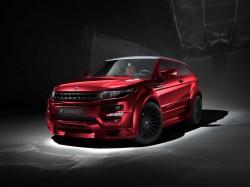 Hamann Range Rover Evoque und Evoque Coupé