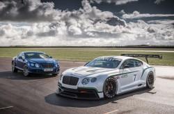 Rennsport-Konzept des Bentley Continental GT3