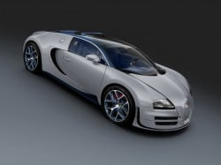 Bugatti Veyron Grand Sport Vitesse Gris Rafale