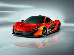 McLaren P1 - der neue beste Sportwagen