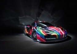 Hamann memoR McLaren MP4-12C Art Car