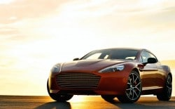 Genfer Premiere: Aston Martin bringt Rapide S mit 80 Extra-PS