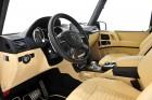Weltpremiere des Brabus 800 Widestar auf der Qatar Motor Show 2013