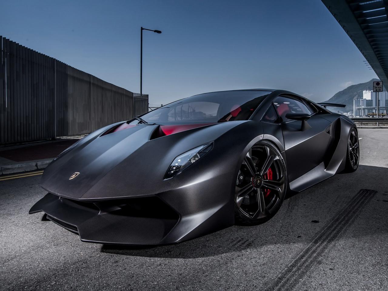 Das sechste Element: Lamborghini Sesto Elemento als Kleinserie fix