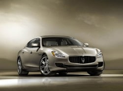 Detroit-Vorschau: Neue Infos zum Maserati Quattroporte VI