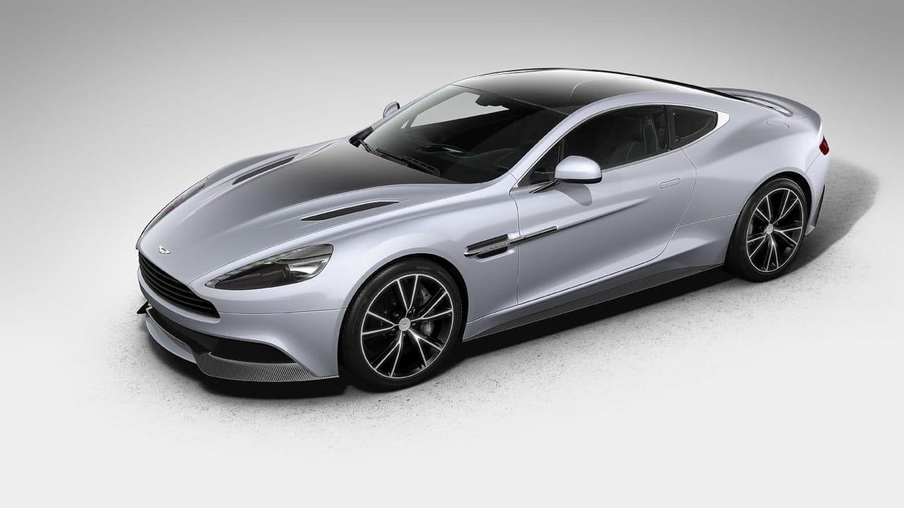 100 Jahre: Aston Martin feiert mit Vanquish Centenary Edition
