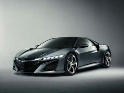 """Superrenner mit Hybrid: Honda zeigt """"neuen"""" NSX in Detroit"""