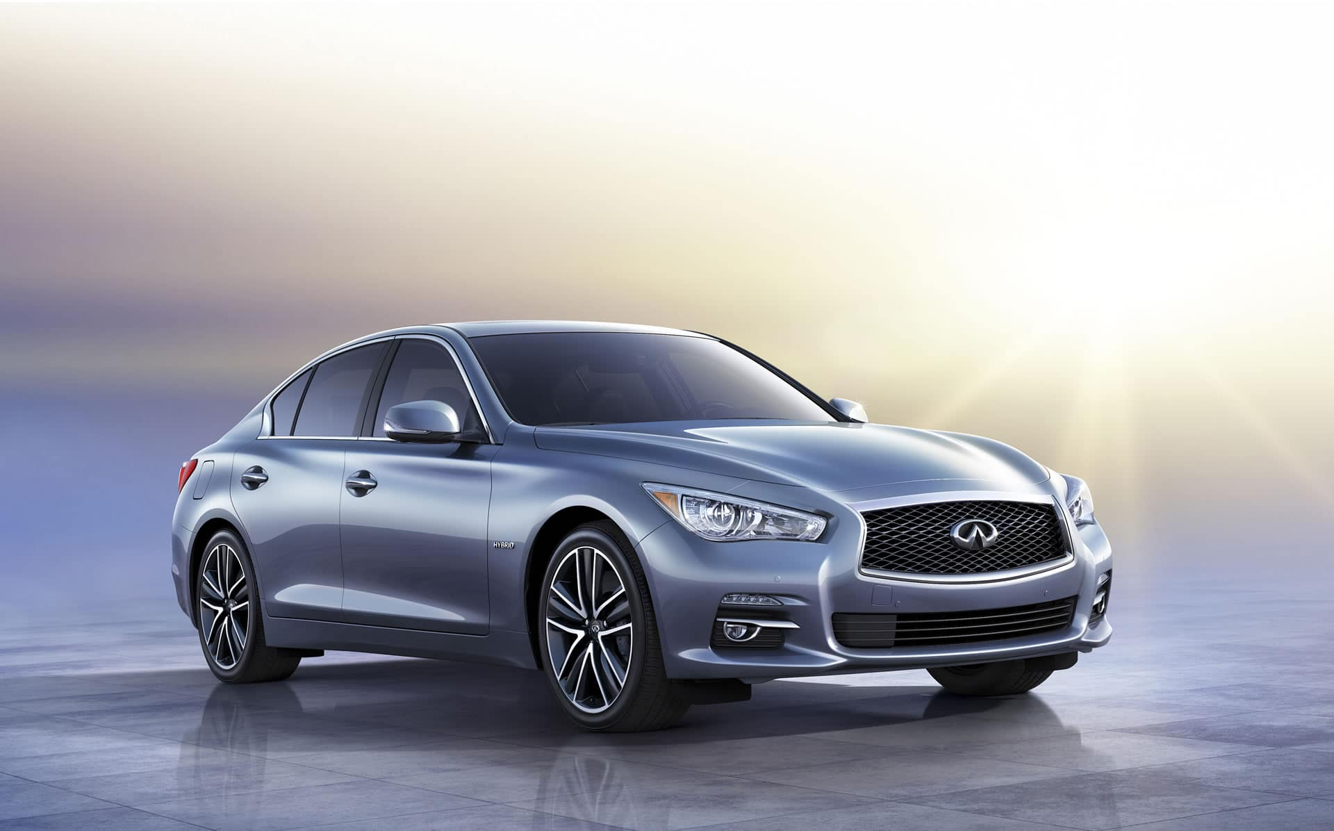 Genfer Autosalon: Nippon-Mittelklasse Infiniti Q50 feiert Europadebüt