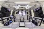 Power trifft Luxus - MTM-Klassen T300 Business Luxus Van