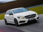 Premiere in Genf: Mercedes A 45 AMG als Power-A-Klasse
