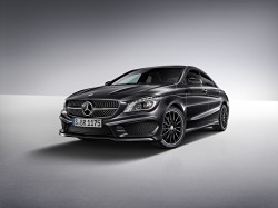 Mercedes-Benz bringt CLA Edition 1