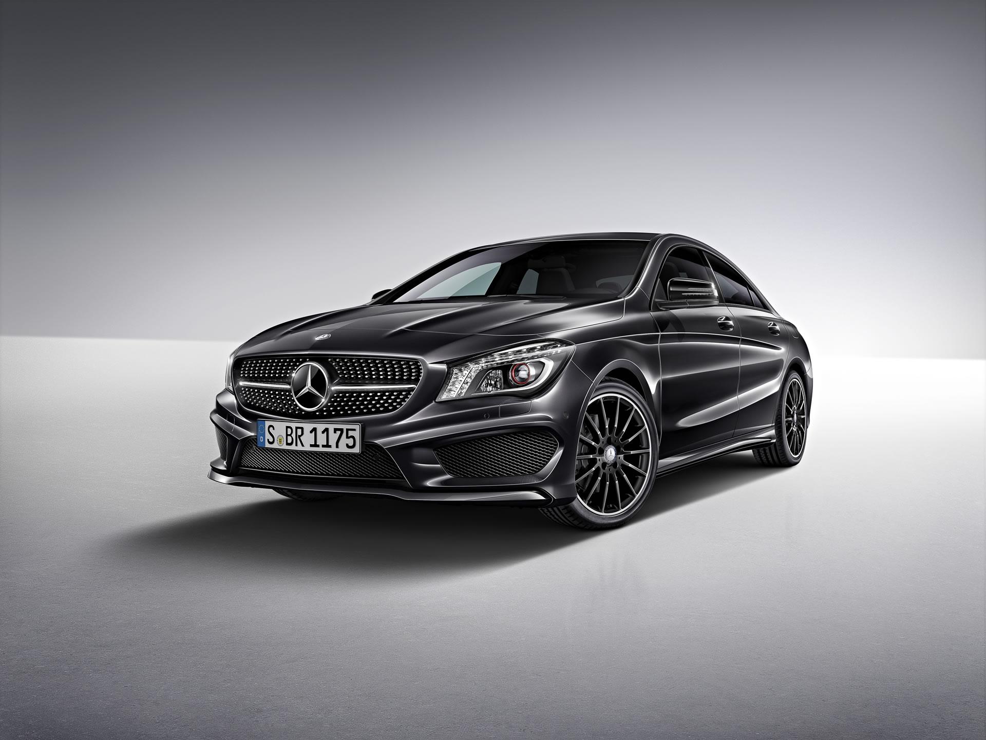 Limitiert auf zwölf Monate: Mercedes-Benz bringt CLA Edition 1