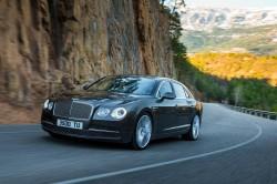 Britischer Luxus auf vier Rädern: Neuer Bentley Flying Spur in Genf