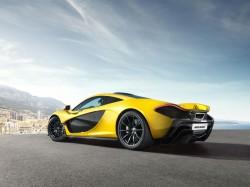 Genfer Premiere: Alle Daten zum neuen Hybrid-Renner McLaren P1